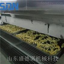 速冻薯条加工设备多少钱