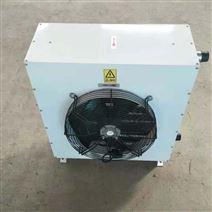 热水型散热器4GS镀锌板加热器 低噪音暖风机