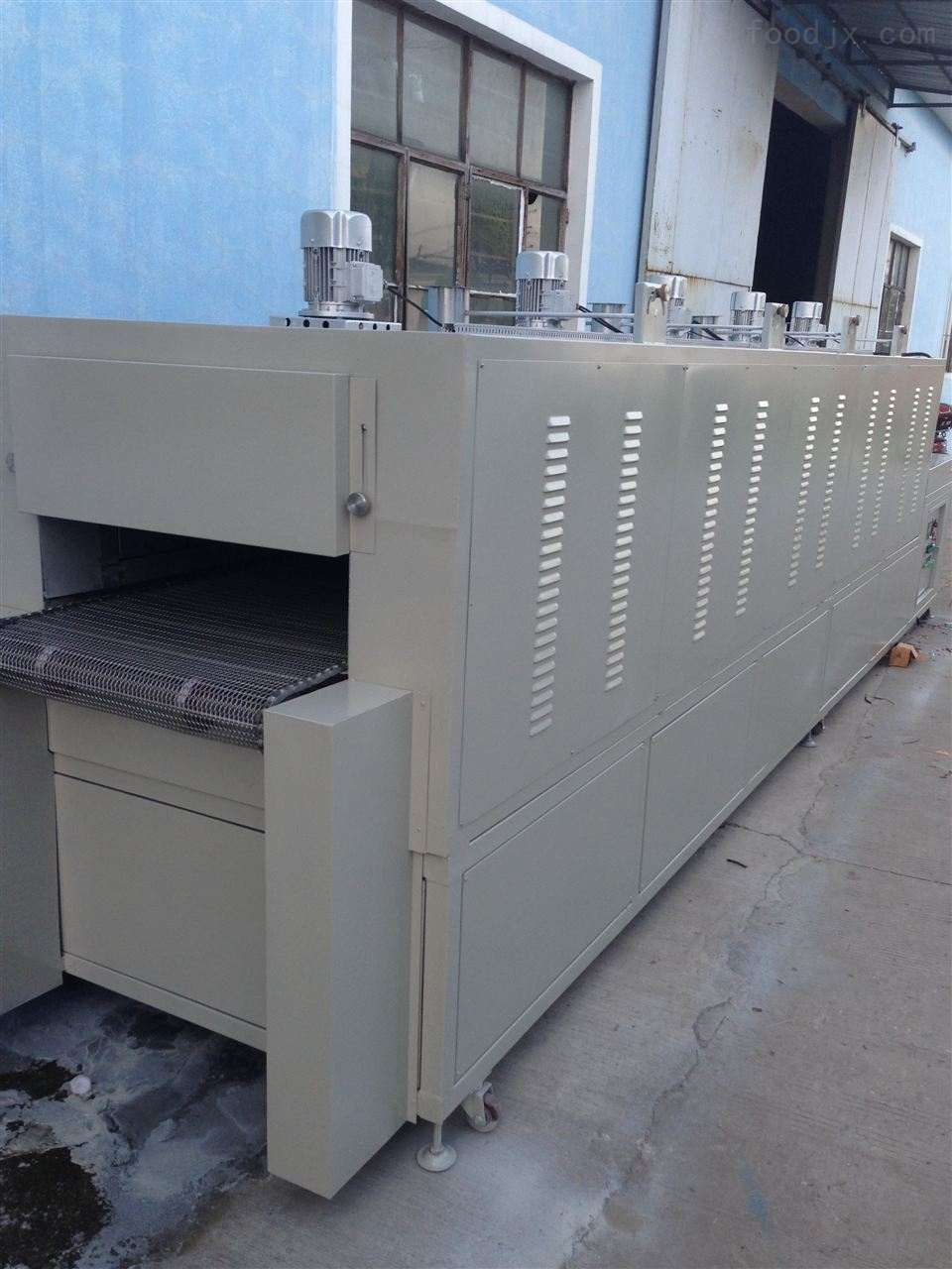 TY-65多功能干燥设备远红外隧道式烘干炉热缩炉