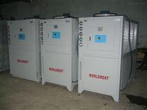 一體風冷式精密工業冷凍水循環恒溫機組具