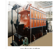 DZL承压热水锅炉机