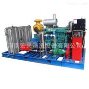 冷凝器 热交换器 大型高压水射流清洗机
