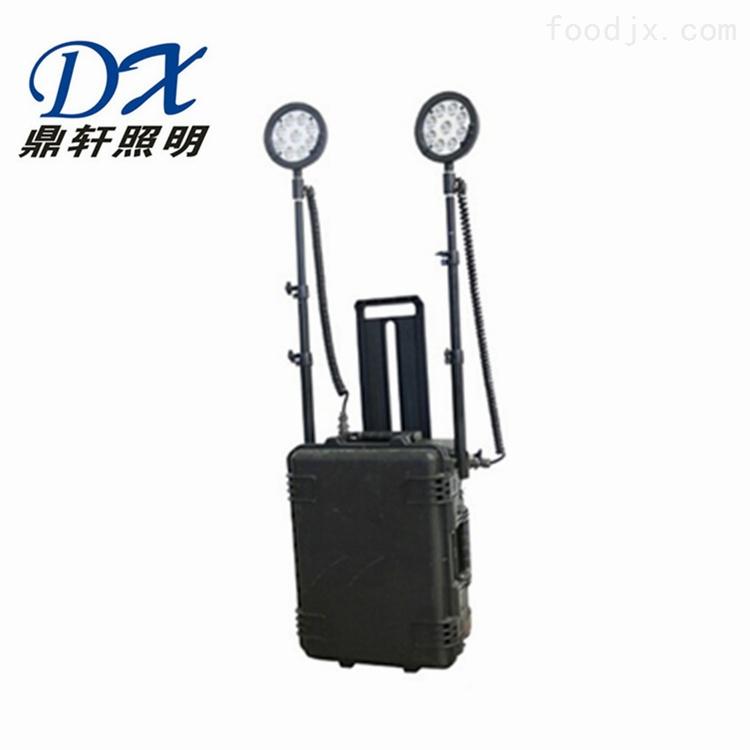 温州厂家SR-072便携式移动照明系统升降箱灯