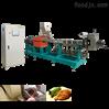 高水分植物蛋白素食大豆豌豆人造肉膨化机