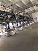 不锈钢反应釜定制  PU树脂设备
