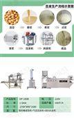 不銹鋼自動破腦豆腐皮機盛合生產設備