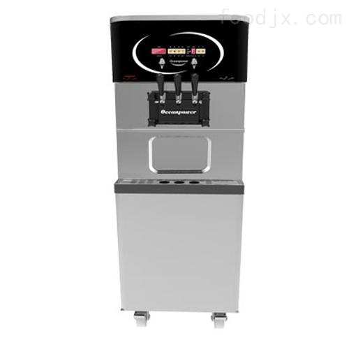河南商丘流水式方块制冰机KD-180型水冷风冷