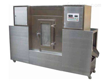 芝麻、豆制品微波烘焙熟化机
