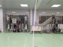 RY-SCX高校研发用水果汁饮料生产线