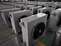 蒸汽型暖风机镀锌板散热器 车间工厂加热器