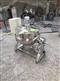 電熱可傾式反應釜蒸汽加熱反應鍋