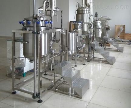 中药制剂生产线成套设备