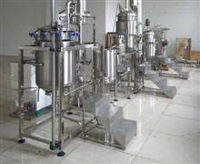 RY-CSJ中药制剂生产线成套设备