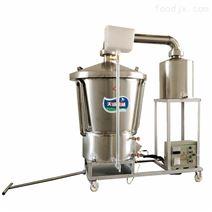 天诚酿酒设备白酒蒸馏机电气两用蒸酒机