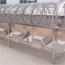 果蔬清洗输送系统 滚筒式清洗机