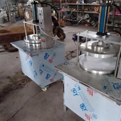 800型号小型鸡蛋灌饼压饼机