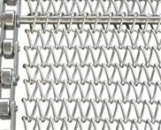 厂家供应不锈钢人字形输送带 乙字型网带