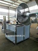 DZJX-100新品連續式干豆腐油炸流水線設備