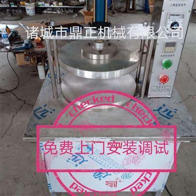 20型号DZ\60连续式不锈钢扬州春饼压饼机设备