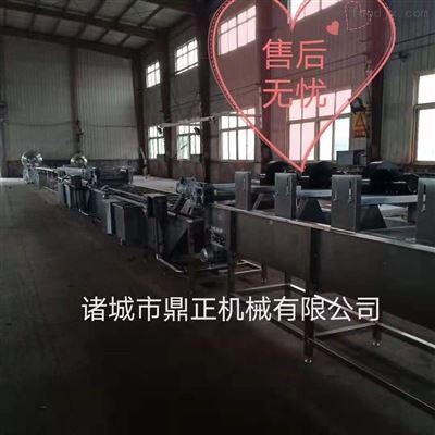 鼎正机械DZJX800供应多功能高压喷淋蔬菜清洗机厂家