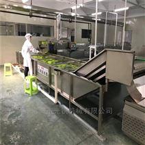 果蔬杀菌设备~不锈钢全自动黄瓜脆巴氏杀菌机