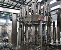 供应三合一全自动果汁灌装生产线