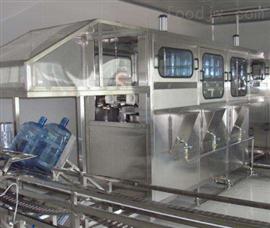 半自动桶装水灌装设备