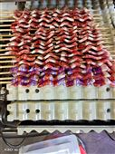 五花肉串自动穿串机