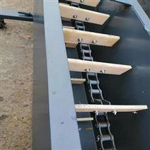 玉米小麦刮板机斜坡双链输送机
