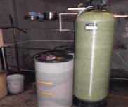 单阀单罐软化水设备