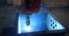 氣閥外箱焊接機器人