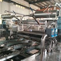 600型双色喷花硬糖生产线 硬糖浇注成型机