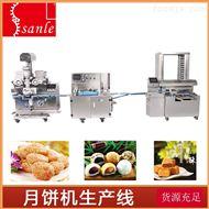 广式自动月饼生产线