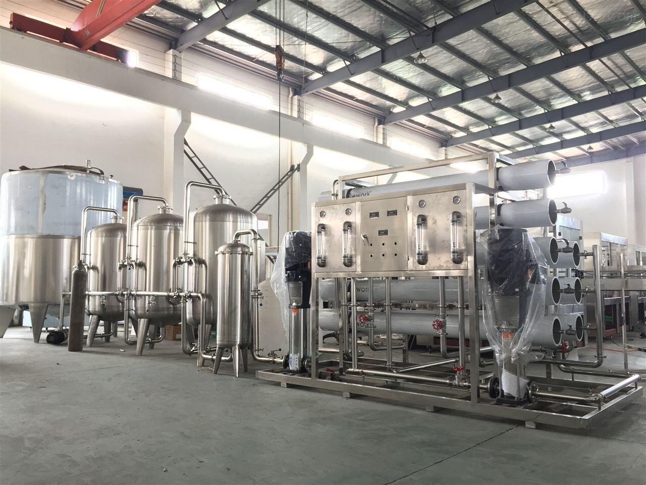 水处理成套生产设备