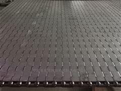 金属链板式输送带