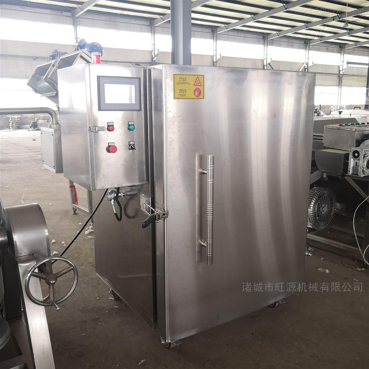 全自动液氮速冻柜/海参网带速冻机