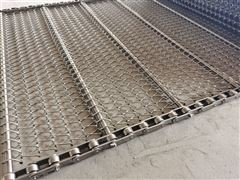 304不锈钢输送网链