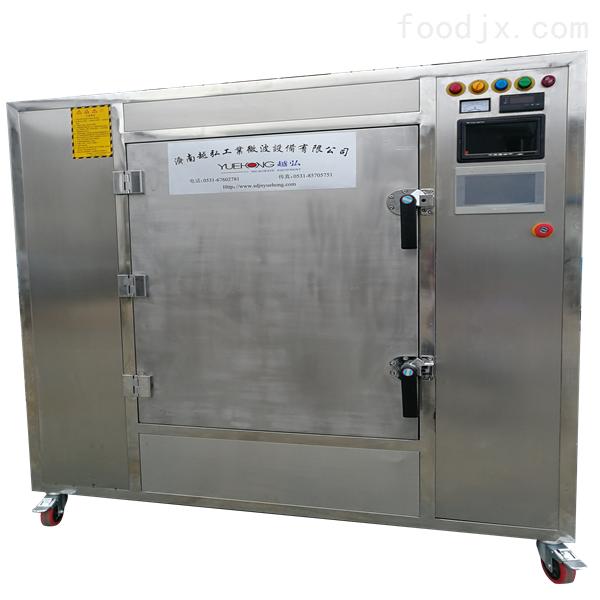 YH-20KW鹰嘴豆微波烘干杀菌设备