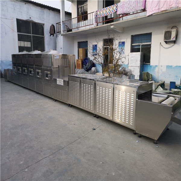 越弘新型定制工业微波干燥设备
