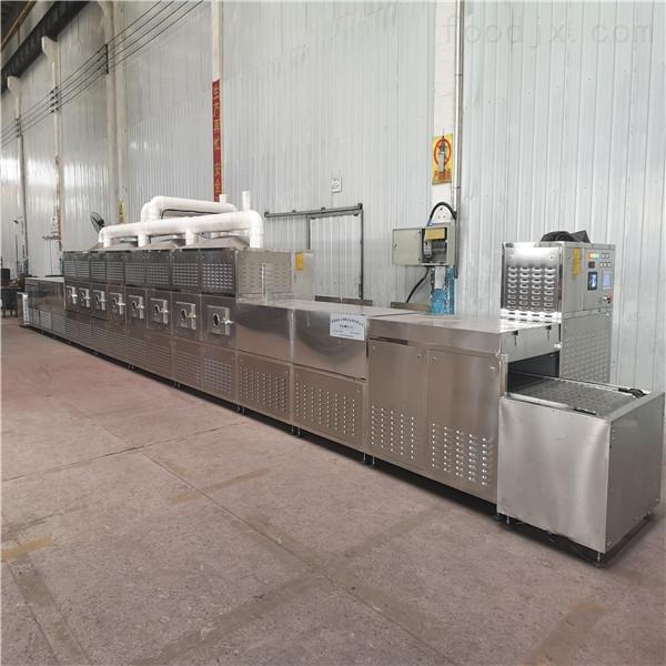 120KW微波高温加热干燥设备
