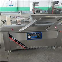 DZ-500全自动净菜果蔬双室真空包装机