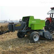 稻草打捆機秸稈方捆壓捆機多少錢一臺