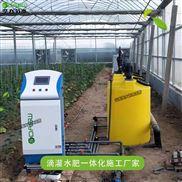 100亩地水肥一体化全部投资大概多少钱 实验田自动化滴灌安装设计