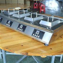 广州膳达智能自动煎饺子机机器特点参数