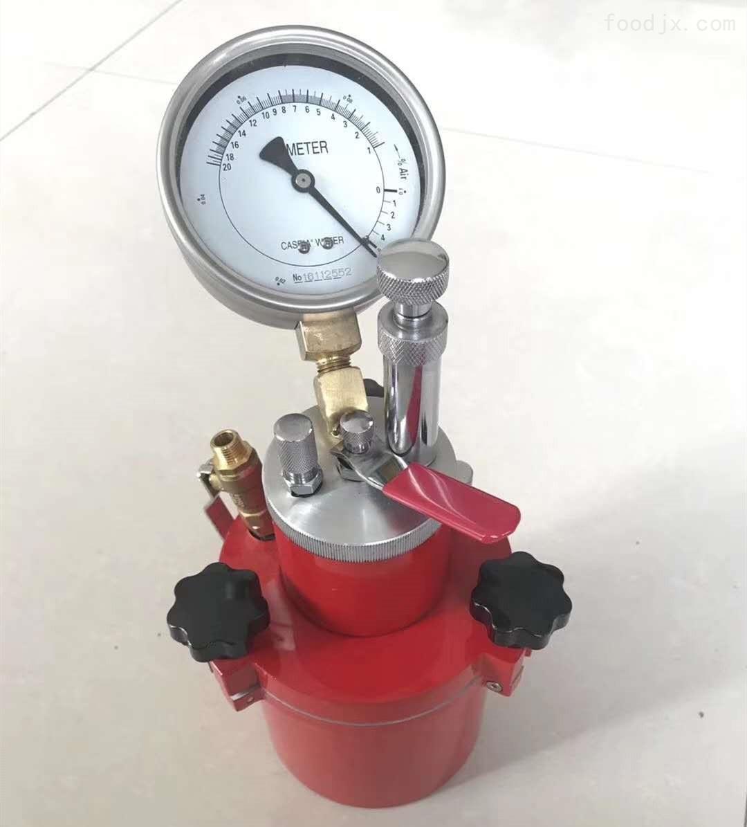 混凝土含气量测定仪价格