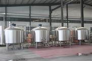 山東餐飲專用微型啤酒釀造設備