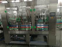 瓶裝灌裝生產線真空吸蓋醋類灌裝設備