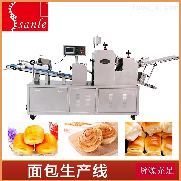 奶香面包机器