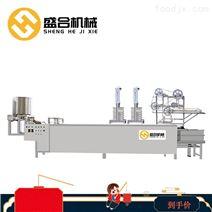 大型全自動豆腐皮機 盛合豆制品設備
