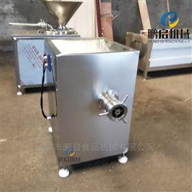 常年生产全自动120型冻肉绞肉机